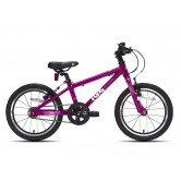 "Frog 48 Pink 16"" wheel children's bike - (Aprox age 4 - 5)"