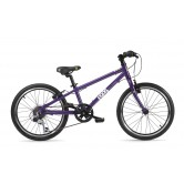 "Frog 52 Purple 20"" wheel children's bike - (Apx age 5 - 6)"
