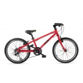 "Frog 52 Red 20"" wheel children's bike - (Apx age 5 - 6)"