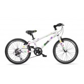 "Frog 52 Spotty 20"" wheel children's bike - (Apx age 5 - 6)"