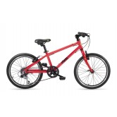 "Frog 55 Red 20"" wheel children's bike - (Apx age 6 - 7)"