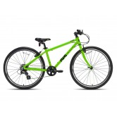 "Frog 69 Green children's 26"" wheel bike - (Apx age 10 - 12)"