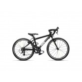 Frog Road 58 children's road bike - BLACK - (Apx age 6 - 7)