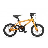 "Frog 43 Orange 14"" wheel children's bike - (Aprox age 3 - 4)"