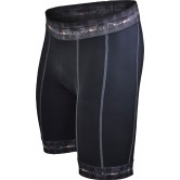 Funkier Apex-Gel S-255-D8 Mens 14 Panel Gel Shorts in Black