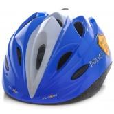 Funkier Talita Kids Helmet - Police Blue