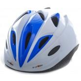 Funkier Talita Kids Helmet - White / Blue