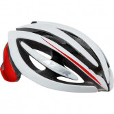 Lazer Genesis Helmet - Red / White