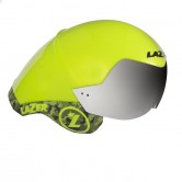 Lazer Wasp Air Helmet - Camo Flash Yellow