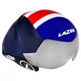 Lazer Wasp Air Helmet - Red / White Blue