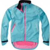 Madison Prima Women's Waterproof Cycling Jacket - Blue