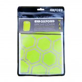 Oxford Bright Backpack cover - yellow