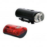 Oxford – Ultratorch Mini+ – USB Cycle Lightset Front and Rear