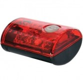 Oxford Ultratorch Mini + USB Rear Cycle Light