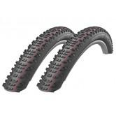 Schwalbe –Racing Ralph – TLE – 27.5 x 2.25 – Addix Speed Tyres (Pair)