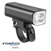 Ravemen LR500S USB Rechargeable Curved Lens Front Light - Matt Black