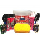 Christmas Club Road Bike Kit– Maintenance Bucket Deal
