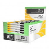 SIS Go Energy Mini 40g Bars - Box of 30 - Apple & Blackcurrant Flavour