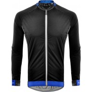 Funkier Hydro J-657 Ultra Light - Rain Showerproof Jacket - Black/Blue