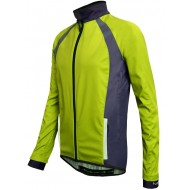 Funkier Tacona WJ-1323 Soft Shell Windstopper Jacket - Lime