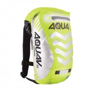 Oxford Aqua V12 Hi-Vis Waterproof Backpack - Fluorescent Yellow - 12L