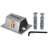 Oxford Anchor 10 – High Security Ground and Wall Anchor - Bike Security