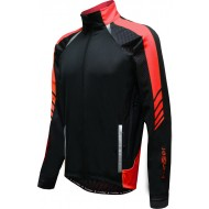 Funkier Tornado WJ-1326 Gents TPU Thermal Jacket - Black/Red