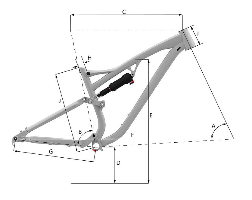 Whyte E - 150 S E-Bike